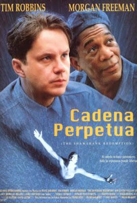 Cadena perpetua - Poster