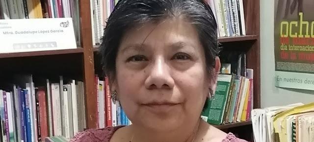 Queremos es que el lenguaje ya no exista sexista (...) y se entienda hya otras alternativas de comunicación.  Guadalupe López García, consultora en género y políticas públicas, periodista feminista y correctora de estilo.