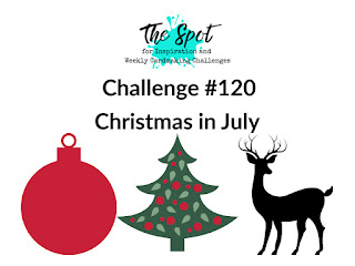 Challenge #120 - Christmas in July