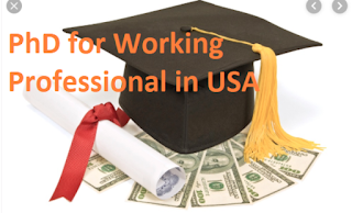 Ph.D. for Working Professionals in the USA | Earn More While You Do Your Ph.D. Program