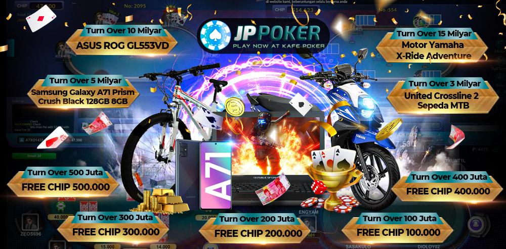 JPPOKER | AGEN POKER ONLINE INDONESIA TERPERCAYA