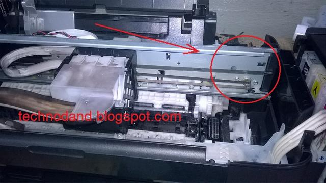 Printer Epson L300 L310 L110 Blinking General Error