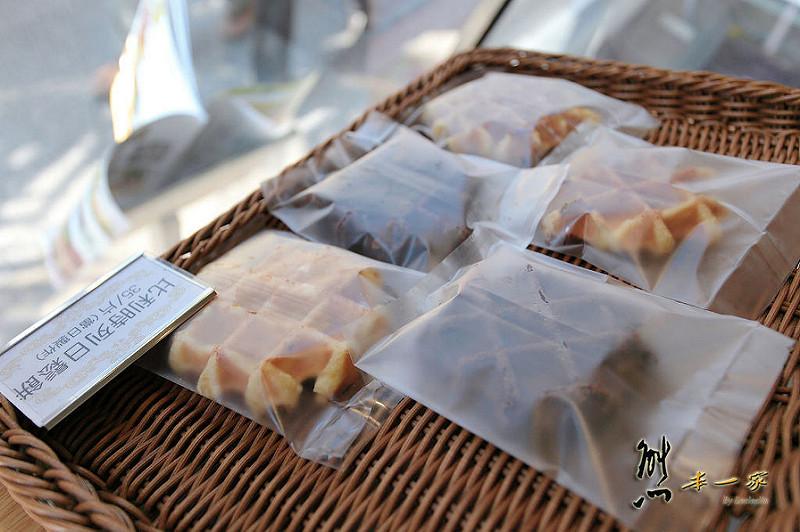 淡水捷運下午茶 微幸福比利時列日鬆餅 海風餐廳旁