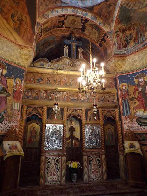 monasterio sinaia