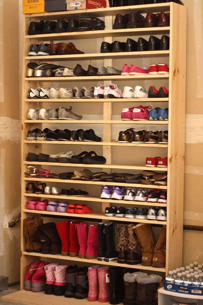 Buy Shoe Racks Online. Today with homes becoming smaller, intelligent storage space is a must. And this is why we are proud to present our exclusive range in Shoe Racks; designed to give you a designated space to store your shoes while at the same time adding to your decor style.