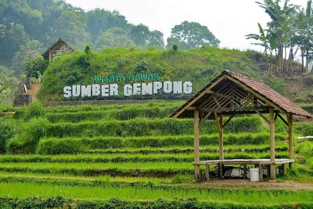 Tiket Masuk Wisata Sumber Gempong Trawas Mojokerto, Nikmati Indahnya Alam Pedesaan