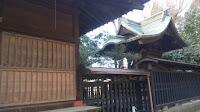 麻生区(川崎)の汁守神社本殿