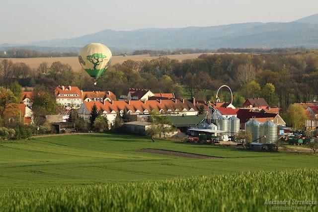 Festiwal, Balony - Krzyżowa