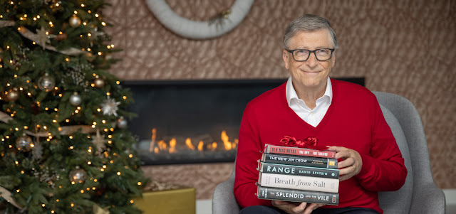 5 Good Books for a Lousy Year, Recommended by Bill Gates