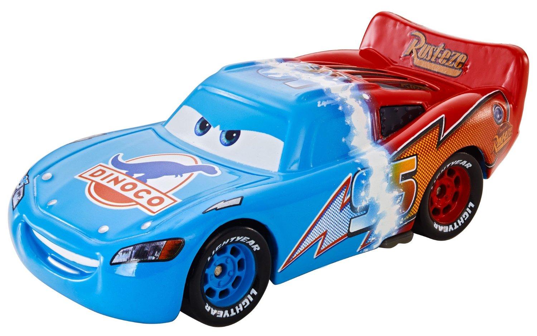 Disney Cars Diecast: Disney/Pixar Cars Diecast Transforming Lightning Mcqueen