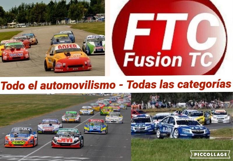 FUSION TC 10 AÑOS DE PASION POR EL AUTOMOVILISMO: julio 2017
