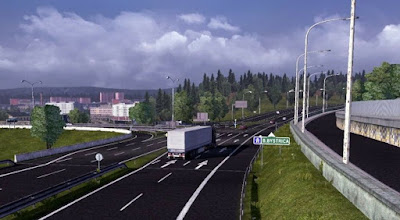 Graphics ENB HD 2.0 ETS2 1.30
