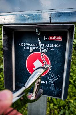 Motorikweg an der Saalachpromenade | Wandern mit Kindern in Saalbach 11