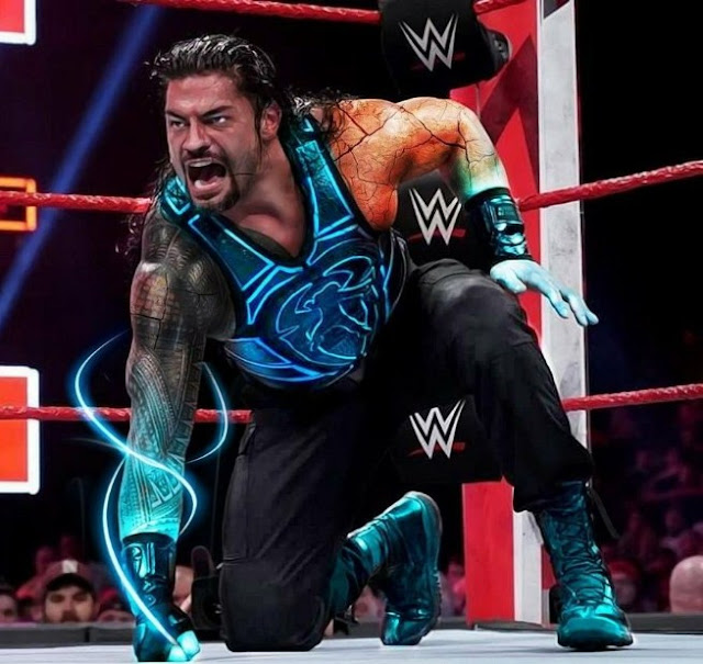 awesome collection of Roman Reigns Cool wallpapers