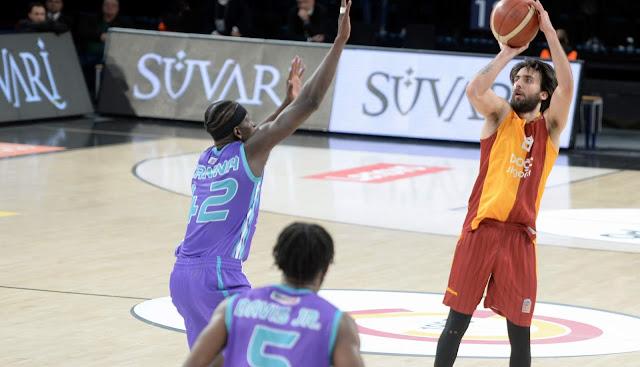 BSL | Can Korkmaz müthiş oynadı; Galatasaray kazandı!