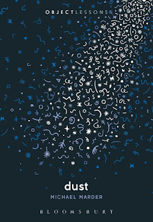 Dust by Michael Marder book cover