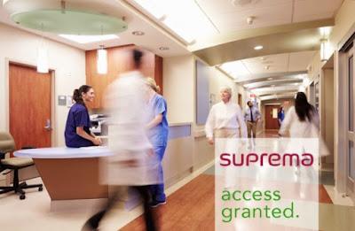 Seguridad control accesos a hospitales