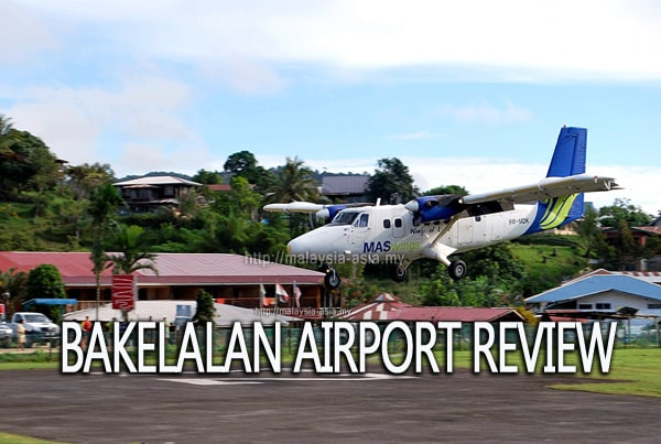 Review of Bakelalan Airport