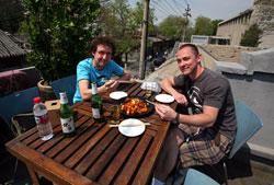 Beijing Restaurant Luogu