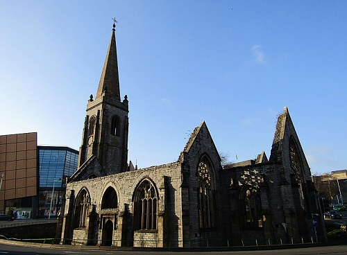 Charles Church, Plymouth
