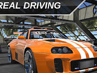 Download Real Driving Full HD Mod Apk v1.0.1 (OFFLINE 151 MB) For Android Terbaru