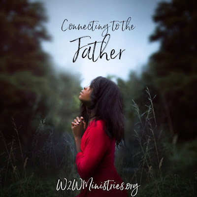 Connection to the Father. #prayer #prayerlife #powerinprayer