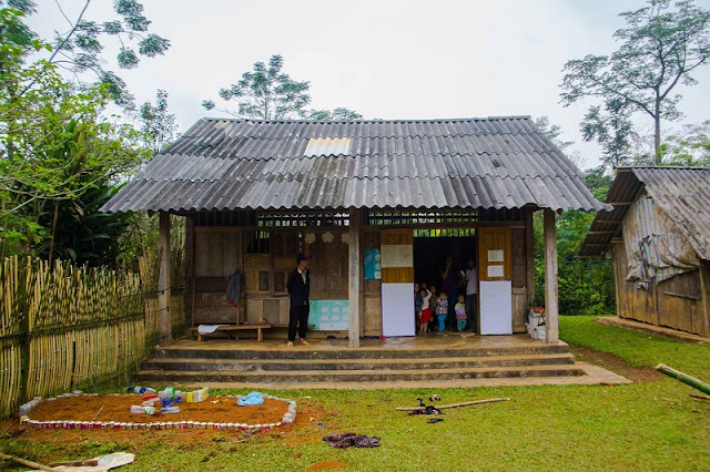 The story of trekking and homestay in Ba Be National Park 7