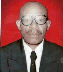 Karel Gobay, Tokoh Papua (Foto: Dok. Prib Andy/KM)