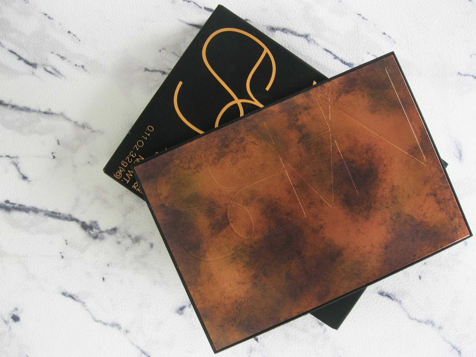 NARS highlighter and contour bronzer palette