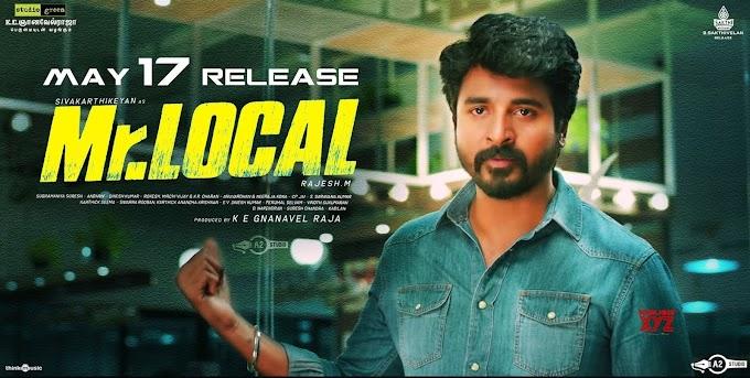 Watch Mr Local HD 720p (2019) Tamil Movie Donwload