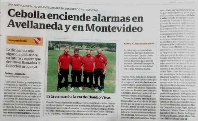 Independiente Sin Censura Clarín Cebolla Enciende Alarmas En