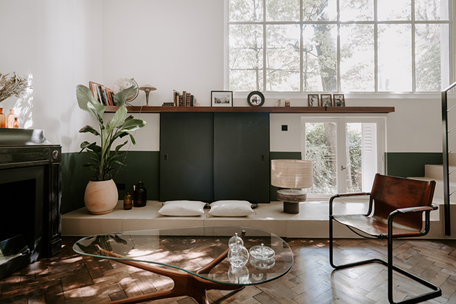 A Parisian artist's studio transformed by Florence Poncet