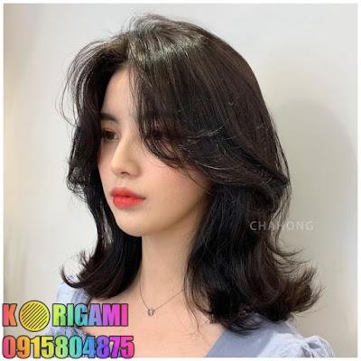 tóc layer gợi cảm