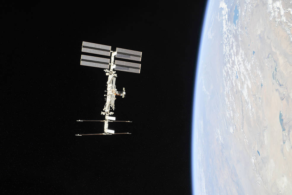 NASA, Axiom First Private Astronaut Mission on Space Station
