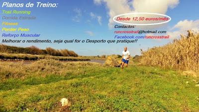 Planos Treino online - Corrida - Trail running Portugal
