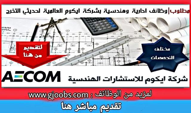 شركة إيكوم بدولة الإمارات تعلن عن وظائف لعدد من التخصصات