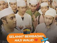 Menuju Mekah, Habib Hasan akan melaksanakan Ibadah Haji