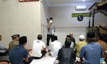 Binmas Polres Landak imbauan tidak mudik, salah satu program Polri Presisi