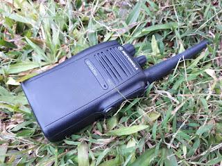Motorola GP328 Plus VHF Mulus Fullset