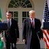 """Na Casa Branca: """"Chegou o fim do socialismo em nosso hemisfério"""", diz Trump em encontro com Jair Bolsonaro"""