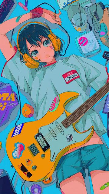 music singer anime girl girl crying anime girl maker anime