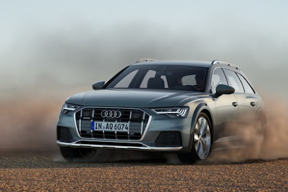 2020 Audi A6 Allroad Review, Specs, Price