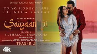 SAIYAAN JI LYRICS ► Yo Yo Honey Singh, Neha Kakkar, Nushrratt