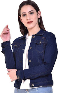 Sangani Women's Assorted Regular Jacket.