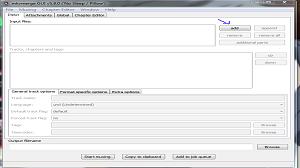 Menghilangkan Subtitle Bawaan dengan MKVMERGE GUI
