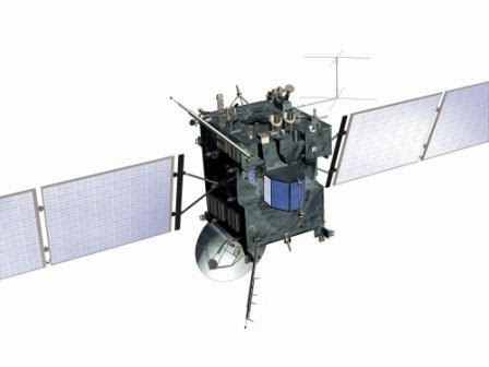 ESA voyager to 67P