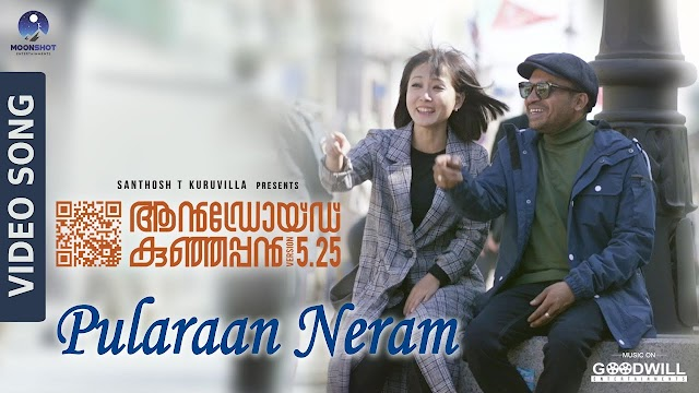 Pularan Neram Song Lyrics |Android Kunjappan Version 5.25 | Malayalam Song Lyrics