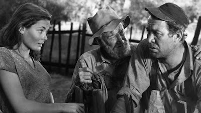 Charley Grapewin, Gene Tierney, William Tracy