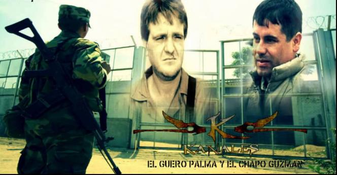 """Aquí tenemos los datos de su domicilio y de su familia. No hay ningún problema""""; El Chapo y El Güero Palma"""