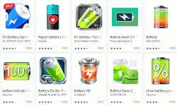 Berbagai aplikasi hemat baterai
